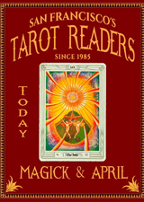 Find Magick and April to schedule a Tarot Reading